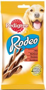 Pedigree Rodeo žvýkací tyčinky pro psy s hovězím 140g