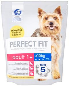 Perfect Fit granule pro dospělé psy malých plemen