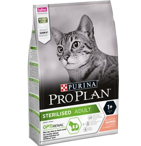 Purina PRO PLAN CAT STERILISED losos