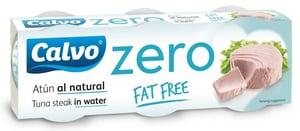 Calvo Zero Tuňák ve vlastní šťávě Fat free