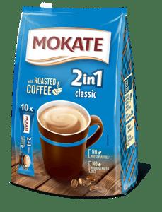 Mokate kávový nápoj 2v1
