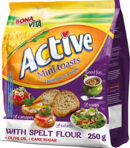Bonavita Active Mini toast špaldový