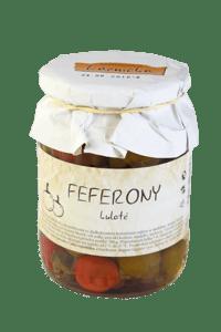 Láznička Feferony kulaté