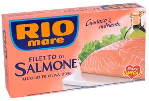 RIO Mare losos v olivovém oleji