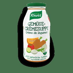 Knorr Hotová polévka z osmi druhů zeleniny
