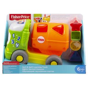 Fisher-Price hudební autíčko vkládačka