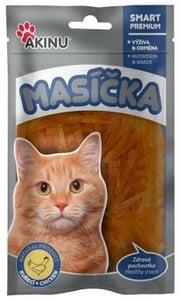 AKINU Kuřecí řezanky pro kočky