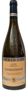 Springer Chardonnay 2016 pozdní sběr Family Reservé