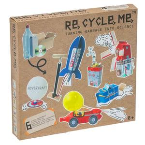 Re-cycle-me Science