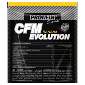 PROM-IN Essential CFM Evolution banán