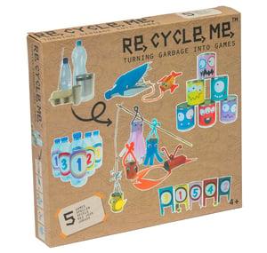 Re-cycle-me Games