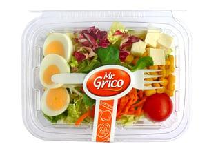 Mr. Grico Zeleninová mísa se sýrem