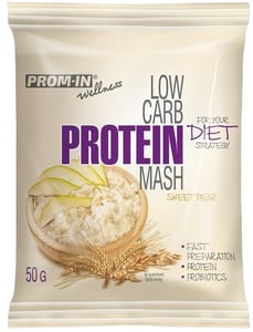 PROM-IN Low Carb Protein Mash Hruška