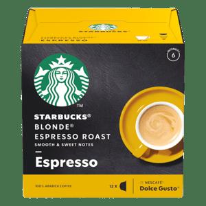 Starbucks by Nescafé Dolce Gusto Blonde Espresso Roast - kávové kapsle