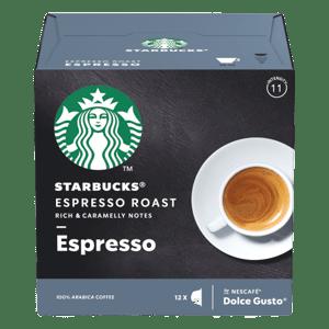 Starbucks by Nescafé Dolce Gusto Espresso Roast - kávové kapsle
