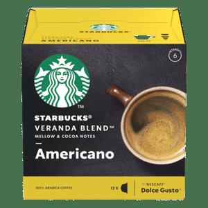 Starbucks by Nescafé Dolce Gusto Veranda Blend - kávové kapsle