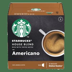 Starbucks by Nescafé Dolce Gusto House Blend - kávové kapsle