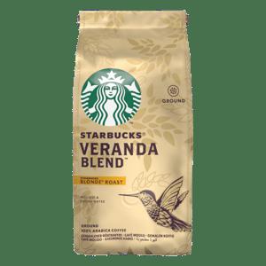 Starbucks Veranda Blend mletá káva
