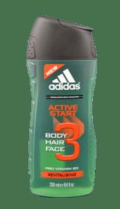 Adidas Men A3 Hair&Body Active Start sprchový gel