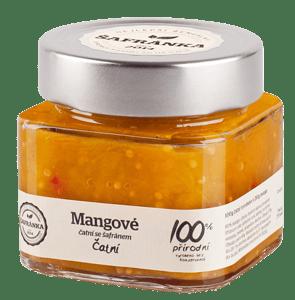Šafránka Mangové čatní