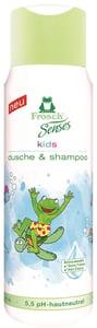Frosch EKO Senses Sprchový gel a šampon pro děti - modrý
