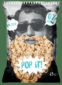 Pop It Popcorn Slaný