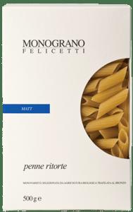 Monograno Felicetti BIO Penne Ritorte