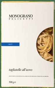 Monograno Felicetti BIO Vaječné Tagliatelle