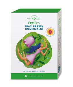 Feel Eco Univerzální prací prášek (2,4kg)