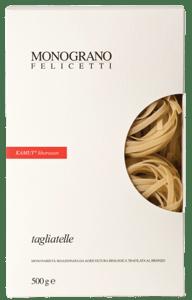 Monograno Felicetti BIO Tagliatelle kamutové