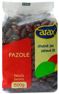 ARAX Fazole červená