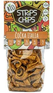 Strips Chips BIO Čočka Italia