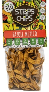 Strips Chips BIO Fazole Mexico