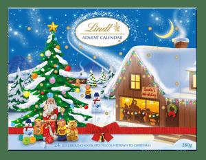 Lindt Dětský Adventní kalendář