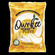 Qwrkee Křupky s příchutí sýru