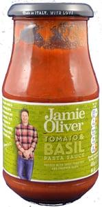 Jamie Oliver Pasta sauce rajčata & bazalka