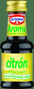 Dr. Oetker Aroma citrón