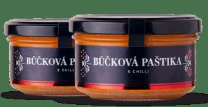 Čongrády Bůčková paštika s chilli