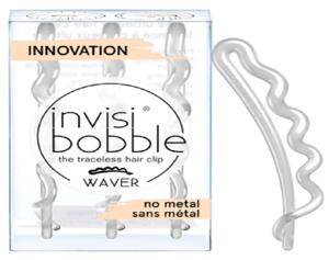 Invisibobble Sponky Crystal průhledné