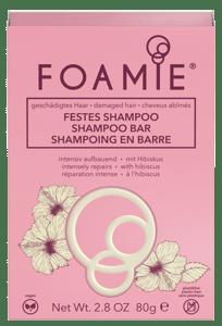 Foamie Šampón Hibiskiss