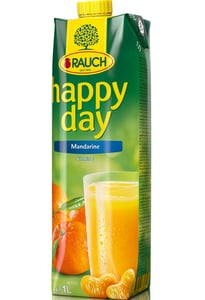 Rauch Happy Day mandarinkový nektar