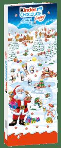 Kinder Adventní kalendář