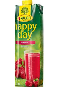 Rauch Happy Day malinový nápoj