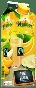 Pfanner Fairtrade Banán