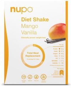 NUPO dieta Nápoj Mango - vanilka
