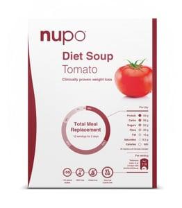 NUPO dieta Tomatová polévka