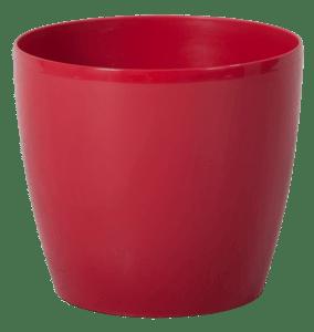 Obal na květník MAGNOLIA červený
