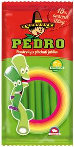 Pedro Pendreky s příchutí jablka