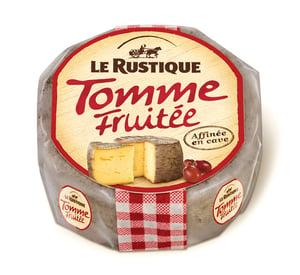 Le Rustique Tomme Fruitée zrající sýr