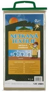 Netkaná textilie béžová zesílená 1,6×10 m